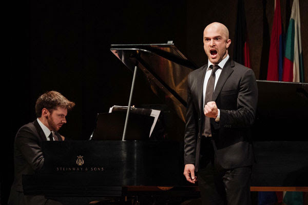 Baritone John Brancy Wins Montreal Voice Competition (Art Song)