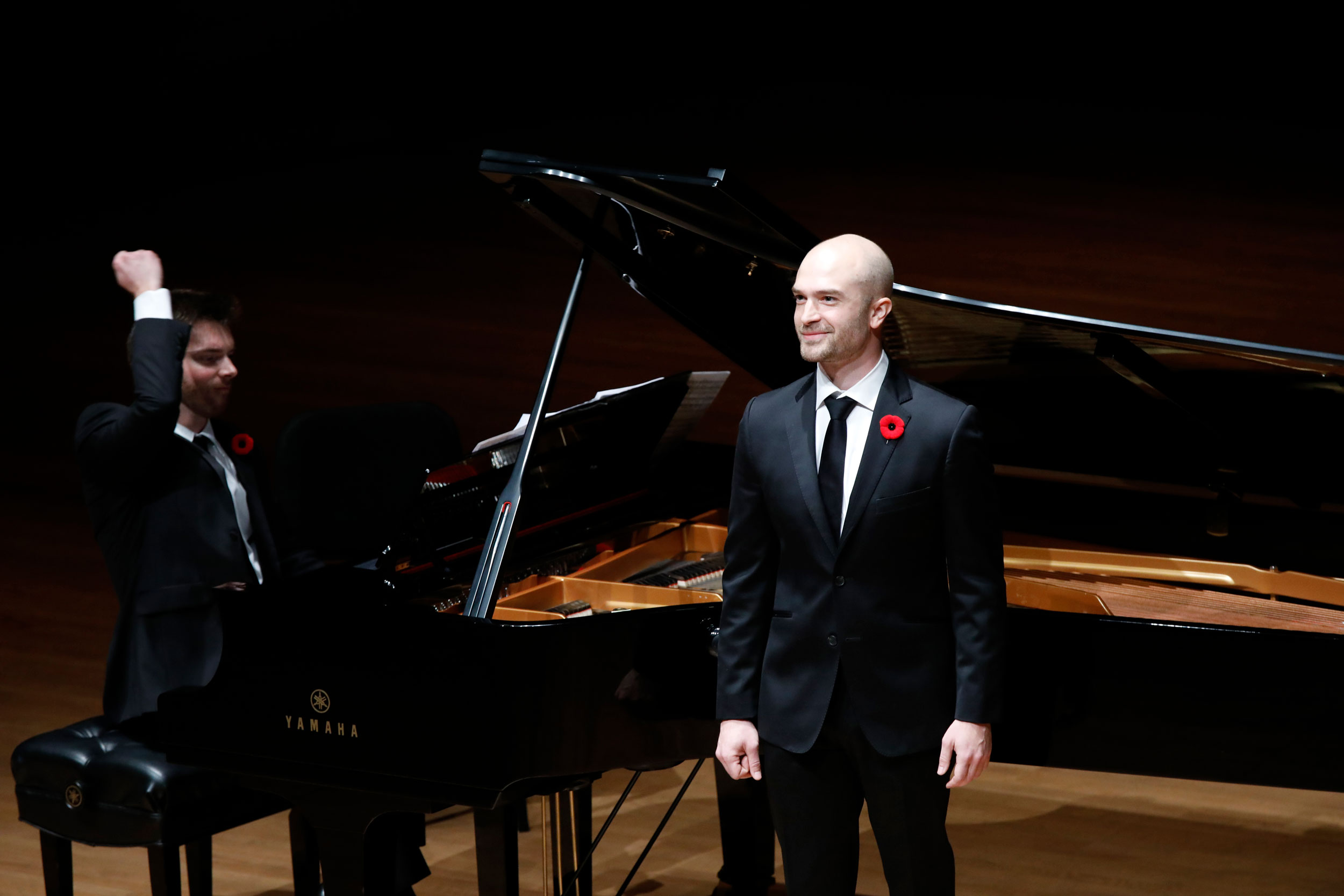 WORLD WAR I MEMORIAL IN SONG