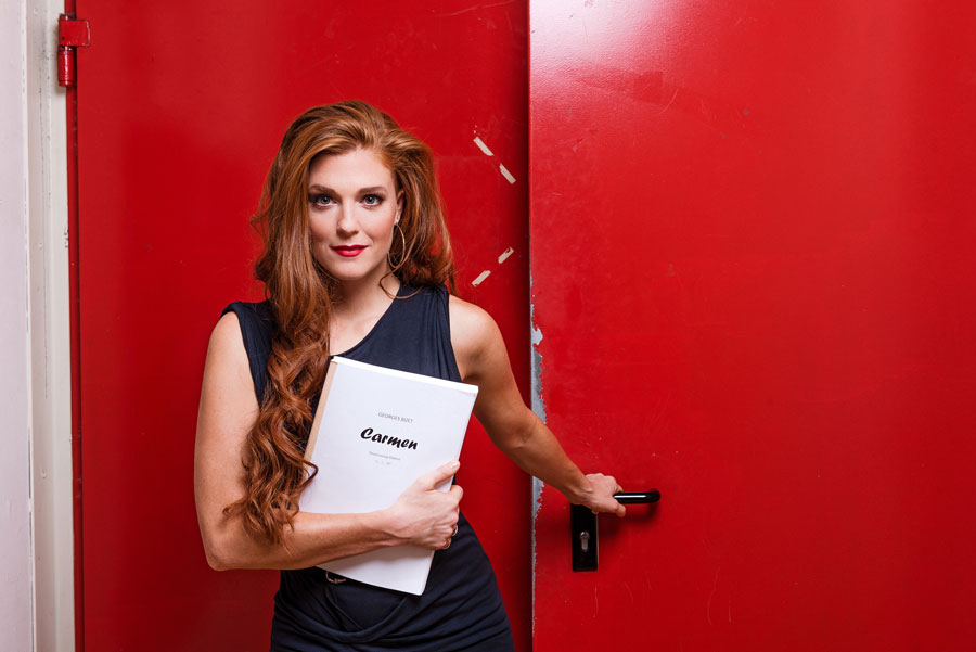 OperaWire Artist of the Week = Wallis Giunta