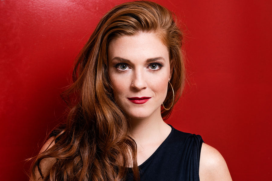 "Wallis Giunta on Germany's MDR Network ""Artour"" television show"