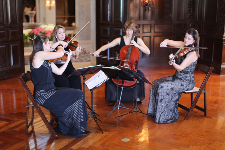 FOUR SEASONS IN MUSIC: 	Sands Point Preserve Conservancy Celebrates New Series with Artistic Director Kathryn Lockwood, Violist of the LARK Quartet and duoJalal